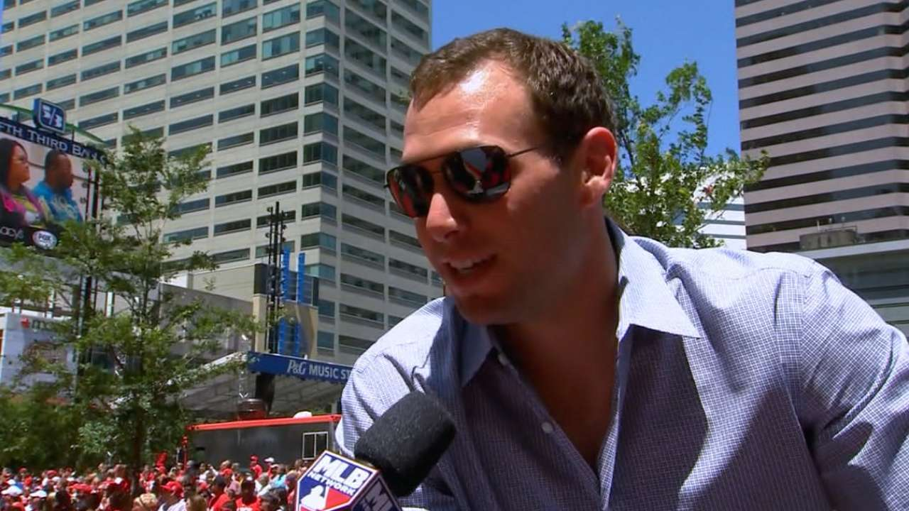 Goldy joins Red Carpet Show