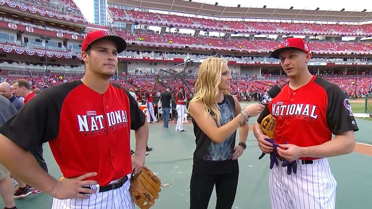 MLB Tonight: Tulo and Arenado