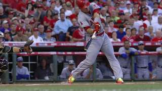 2015 ASG: Trout leads off with a solo shot to right