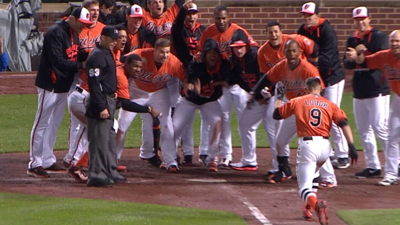 Orioles enter 2nd half looking to turn it on