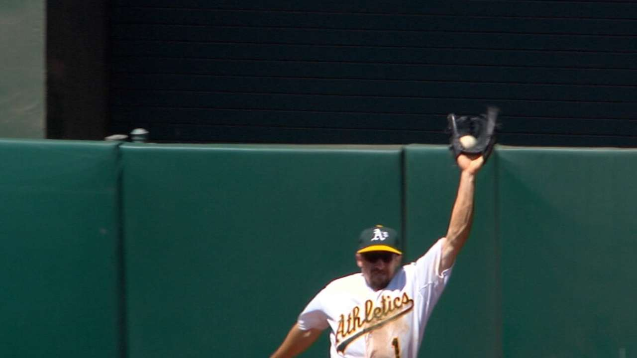 A's eye strong 2nd half after recent upswing