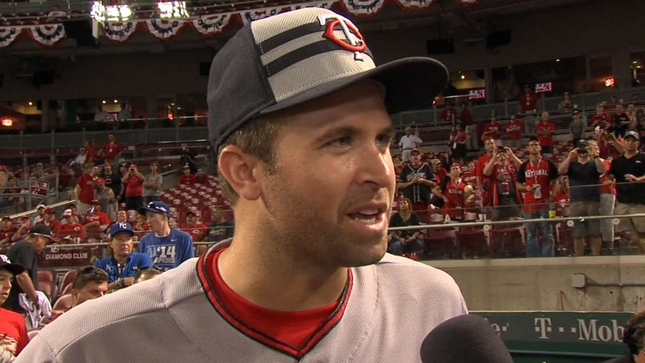 Dozier on great All-Star Game