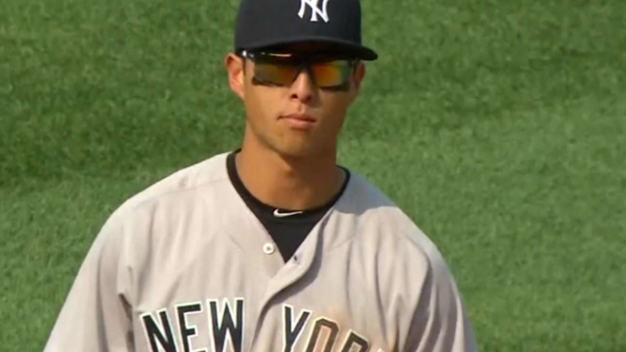 Girardi giving Refsnyder chance to show value