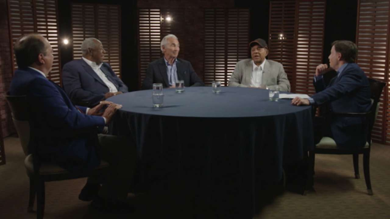 Network showcases 'Greatest Living Players'