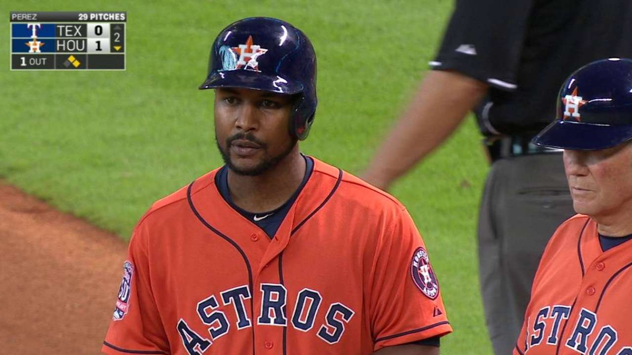 Hoes optioned to make room for Kazmir