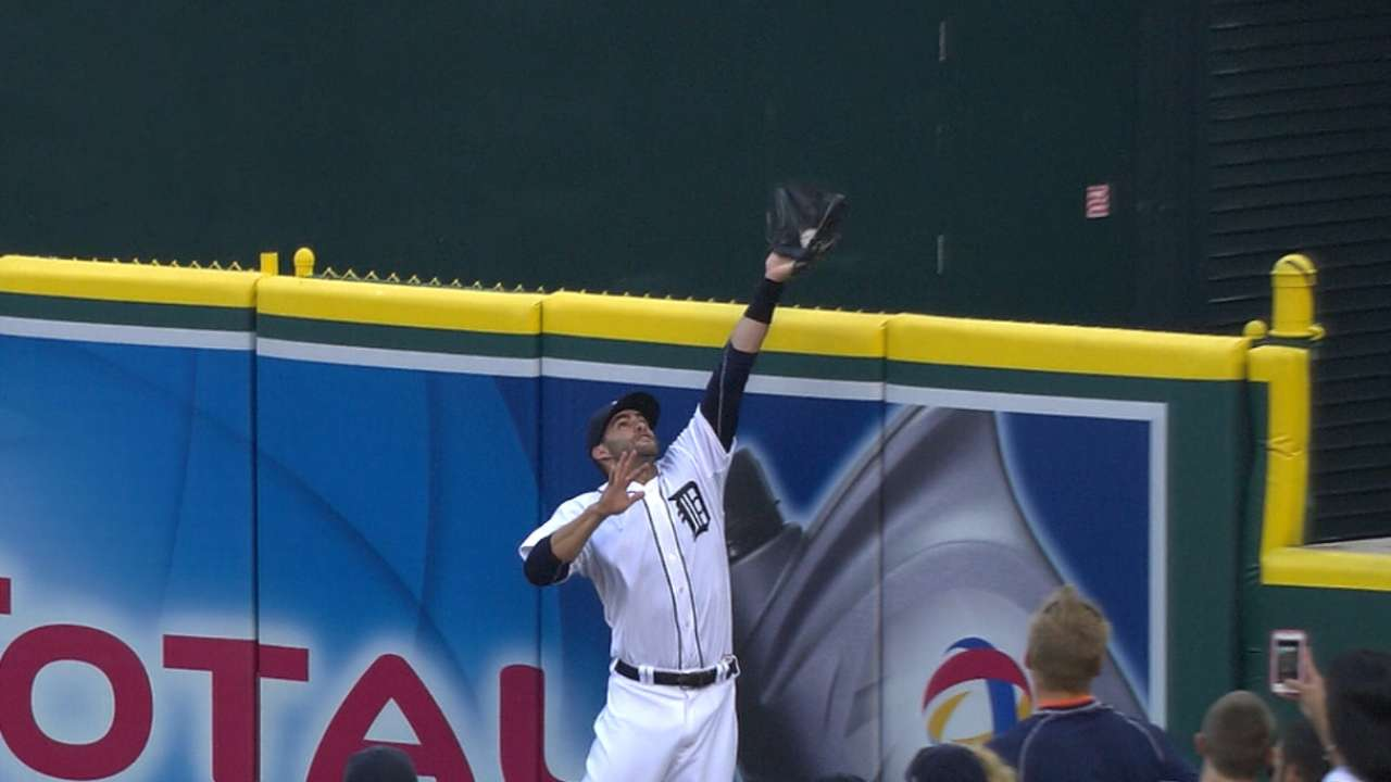 Must C: J.D. Martinez shows off