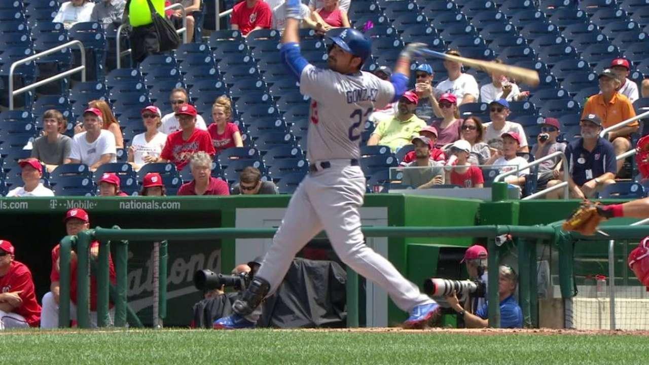 Adrian's game-tying homer