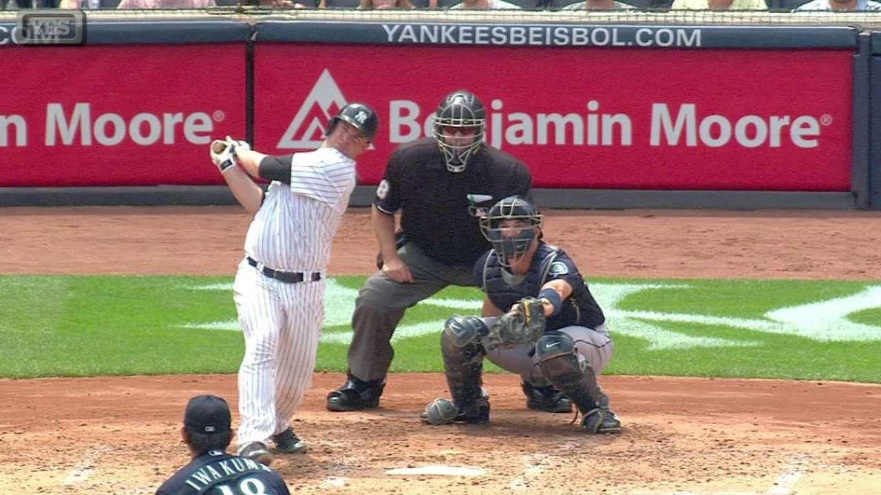 Yankees estropeados por dos HR de Robinson Canó en el Bronx