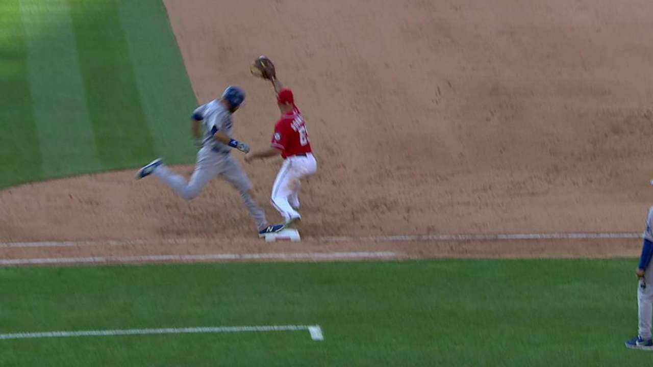 Ethier safe after review