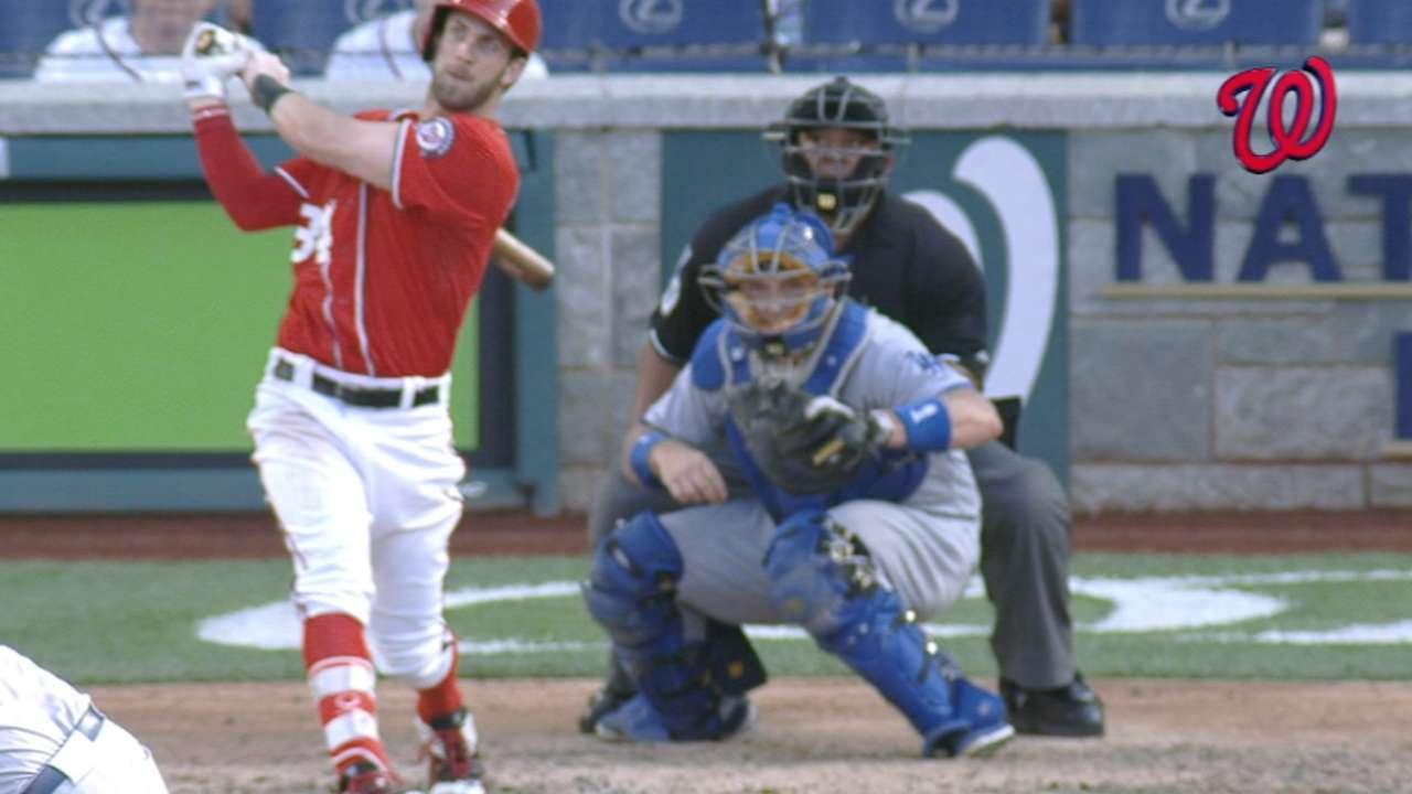Nacionales fueron dominados por Kershaw y dividen juegos con Dodgers