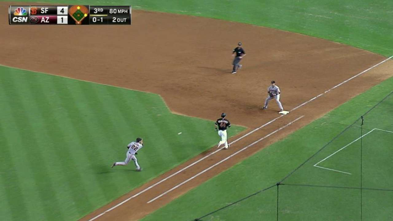 Peavy recovers for out