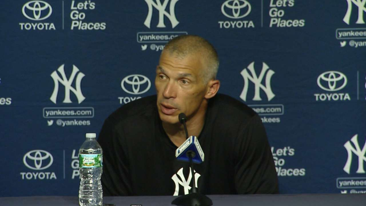 Girardi on Teixeira's late homer