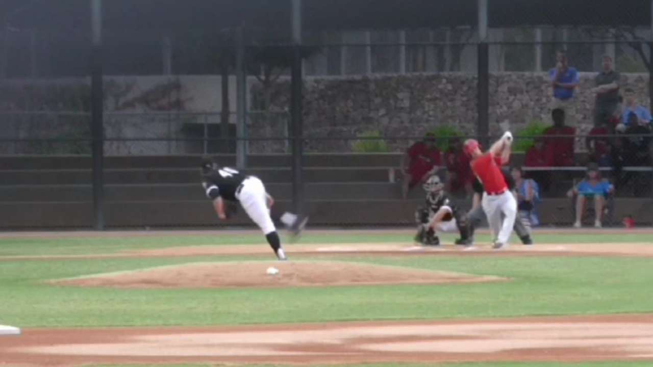 Fulmer's professional debut