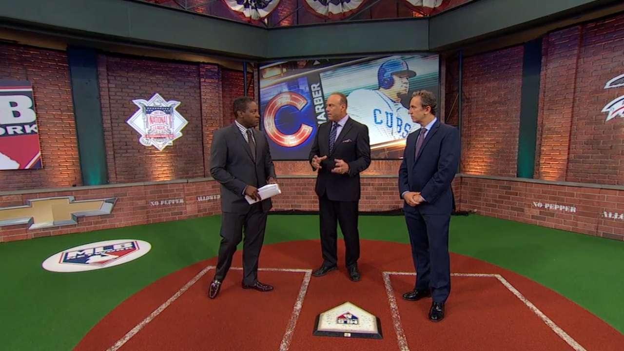 MLB Tonight: Kyle Schwarber