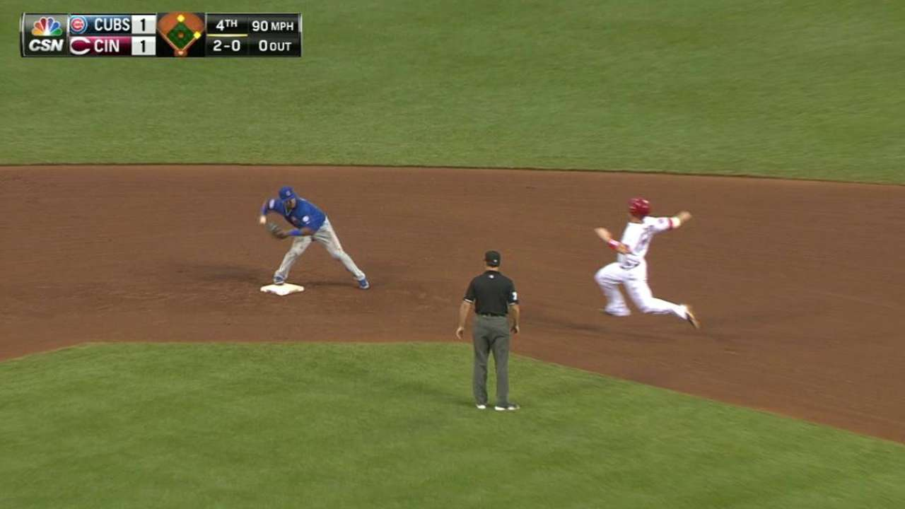 Quick hook works against Maddon