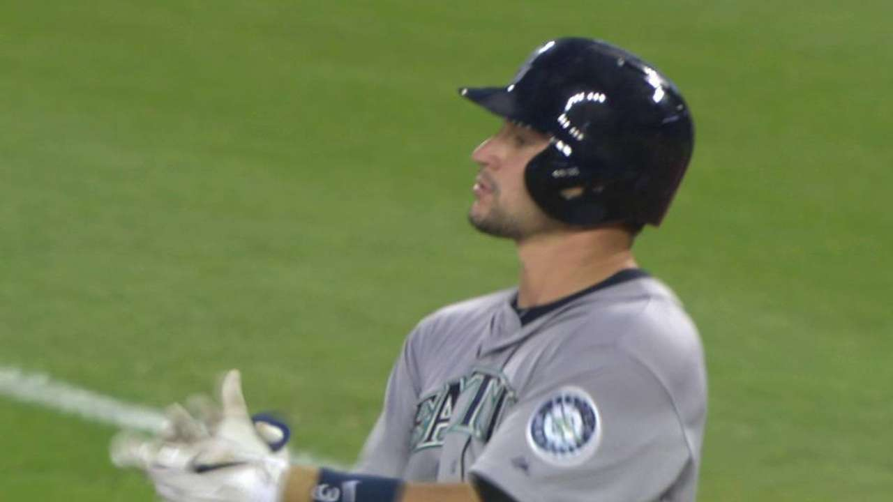 Zunino provides some needed offensive punch