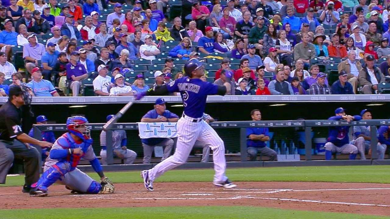 Tulo's two-run blast