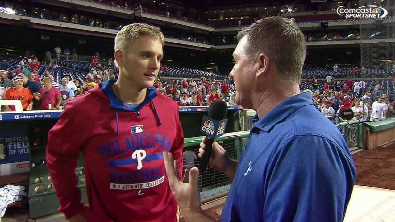 Buchanan on first win of 2015