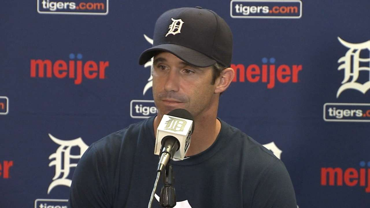 Ausmus on Kinsler, win
