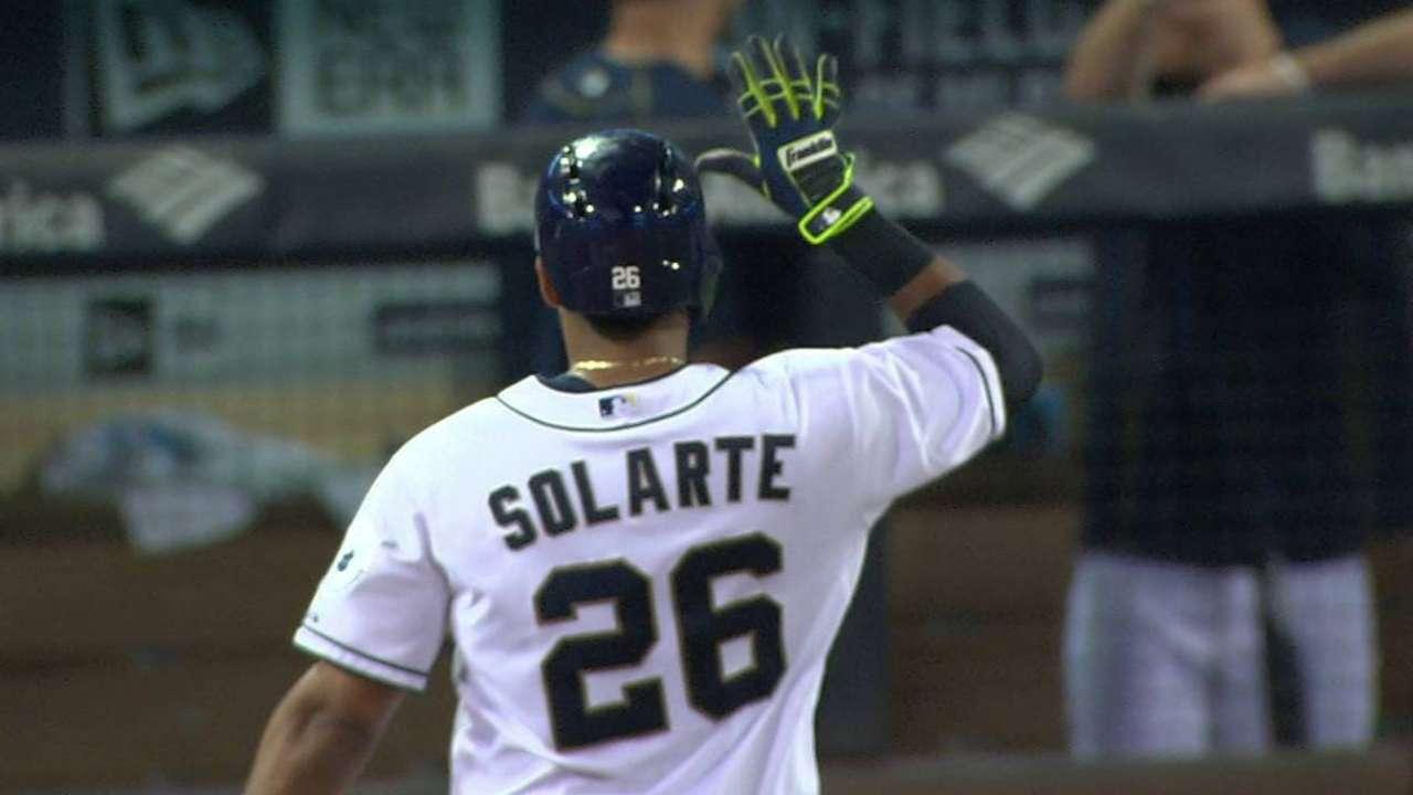 Solarte's RBI single