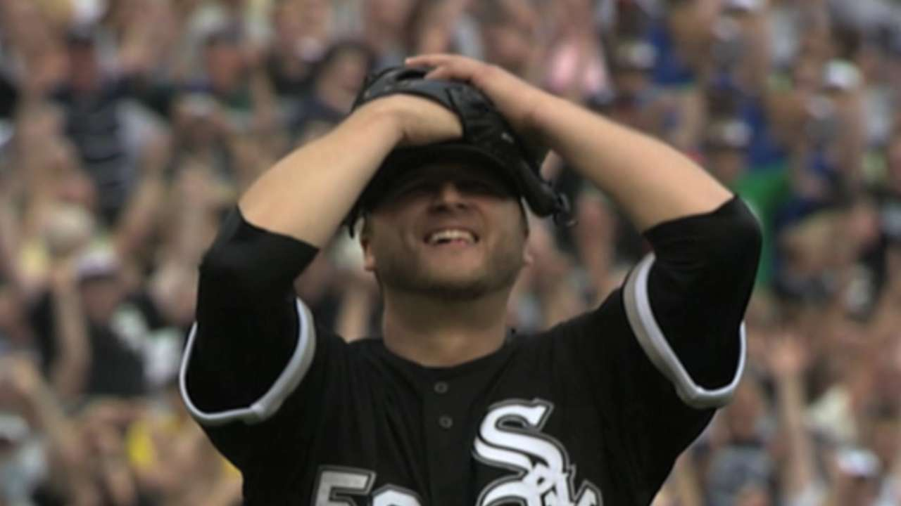#TBT: Looking back at Buehrle's perfect game