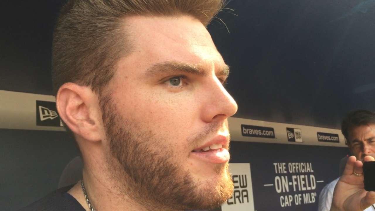 Despite struggling offense, Braves still in hunt