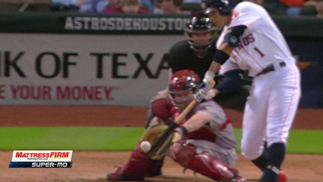 Carter y Correa encaminaron a Astros a la victoria
