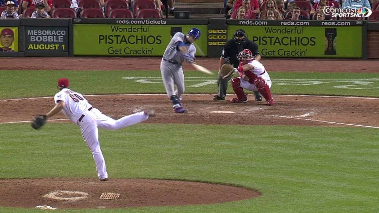 Schwarber's game-tying home run