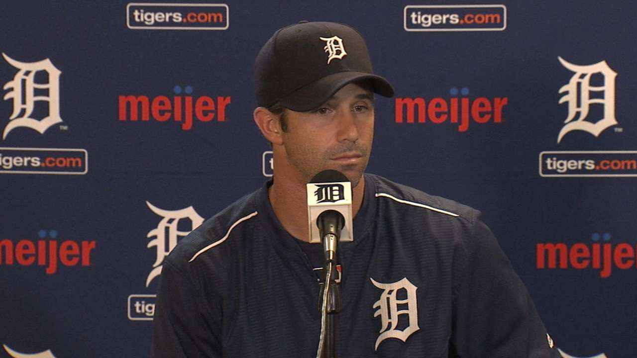 Bullpen woes continue to vex Tigers