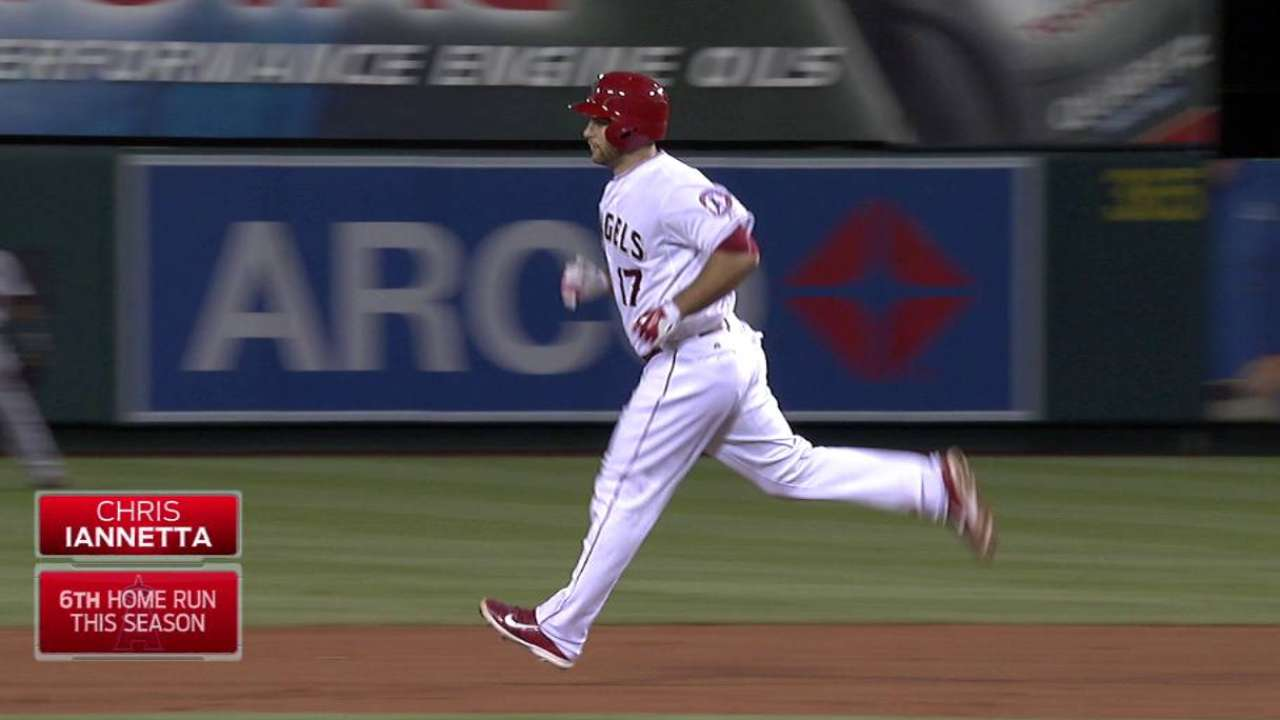 Angels win sixth straight with shutout of Twins