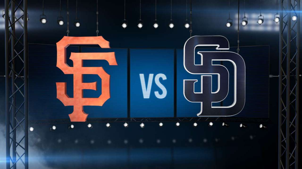 ICYMI: Friars' streak snapped as Giants even series