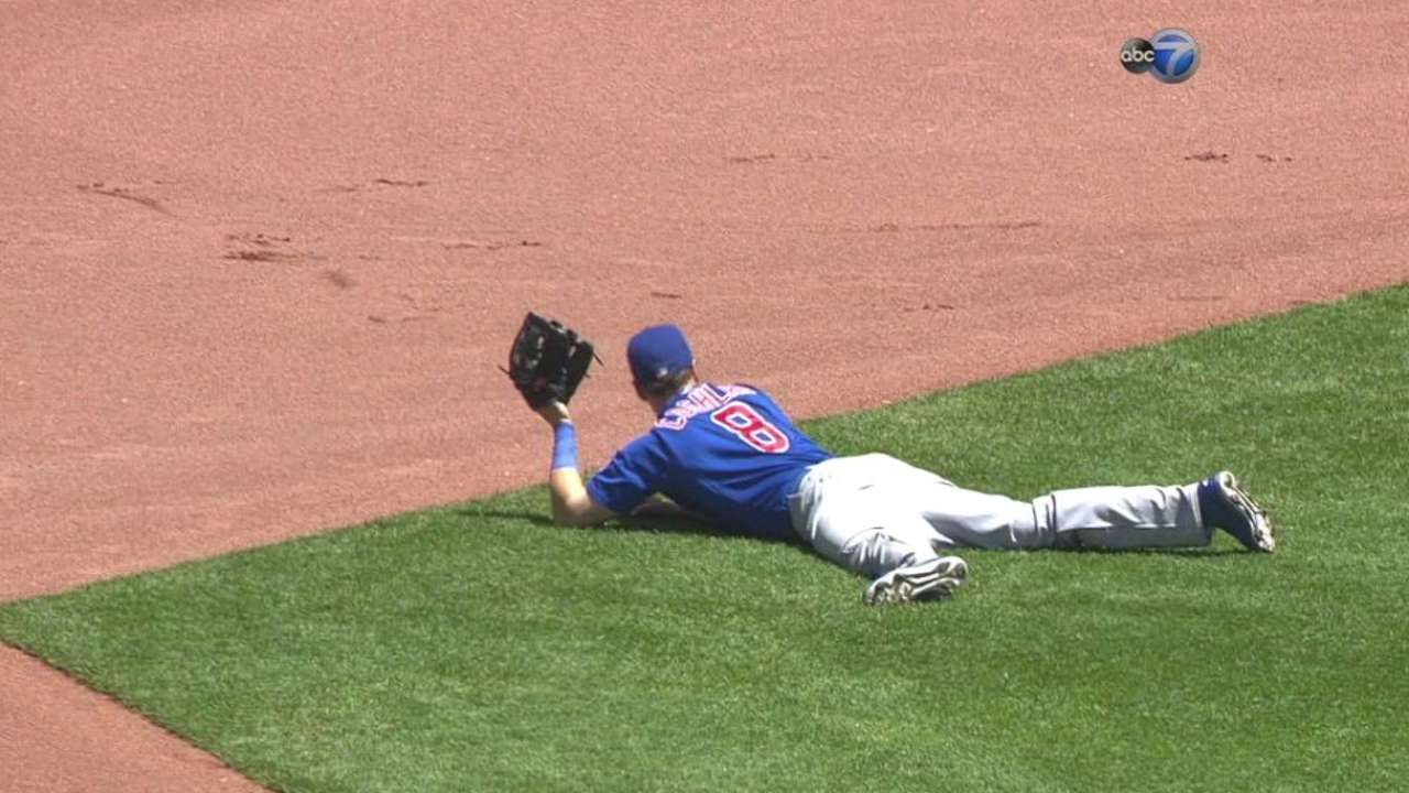 Young Cubs can look to experienced Coghlan