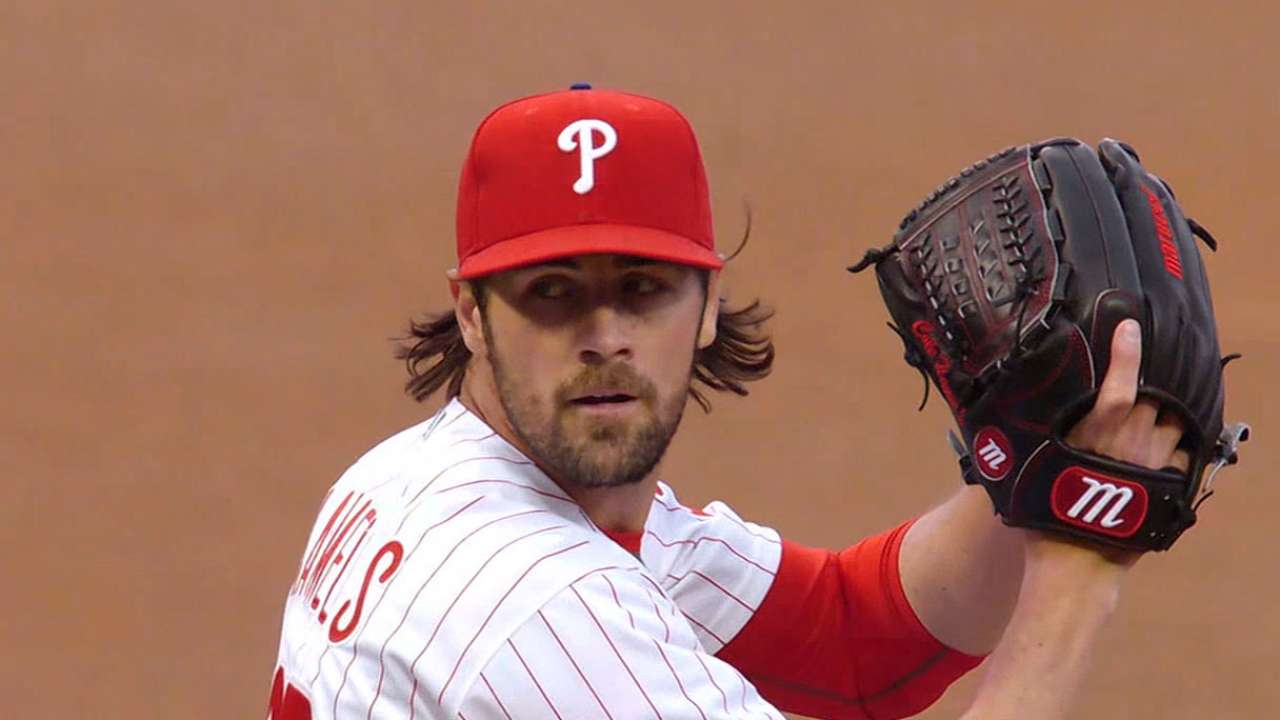 Phillies' thought process for Deadline unchanged