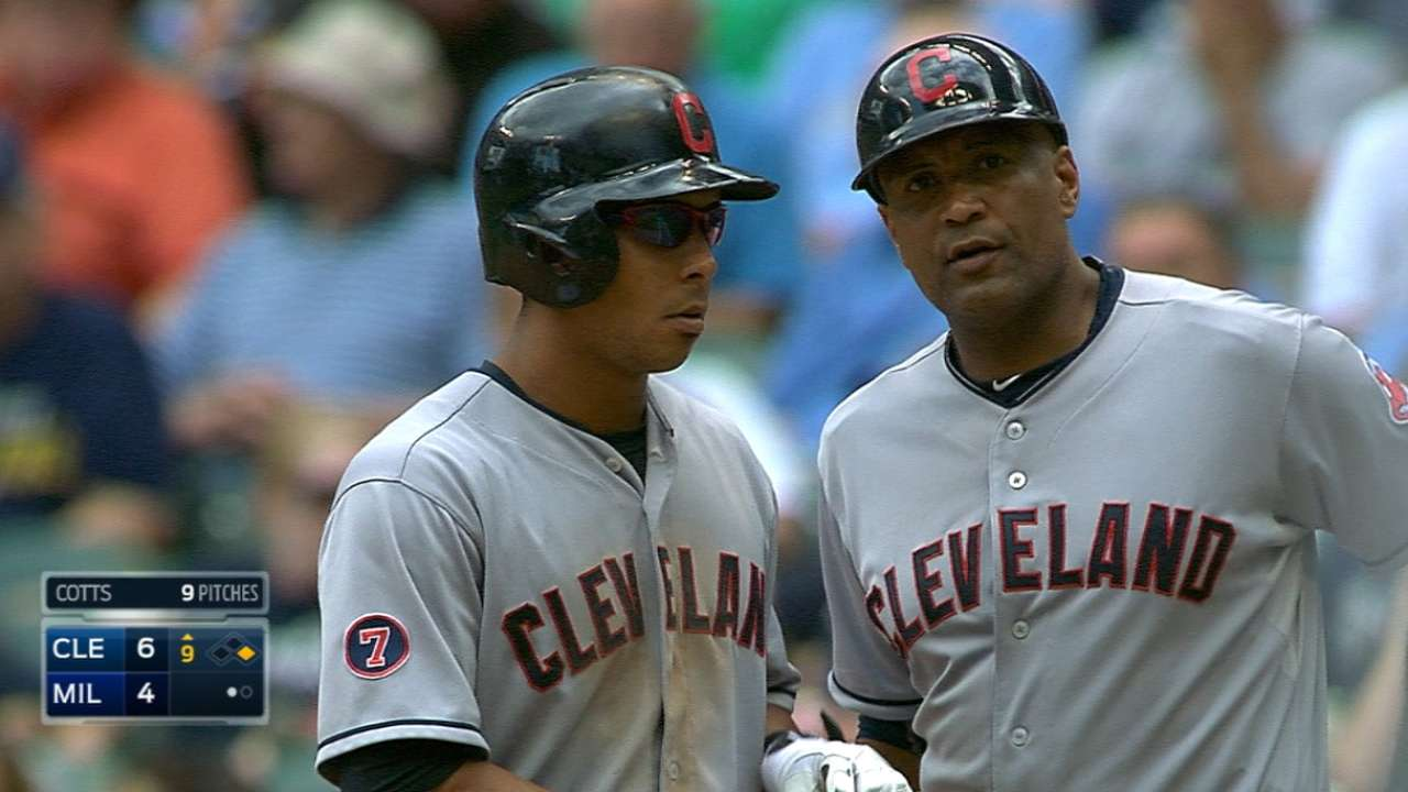 Stats of the Day: Brantley thrives with RISP
