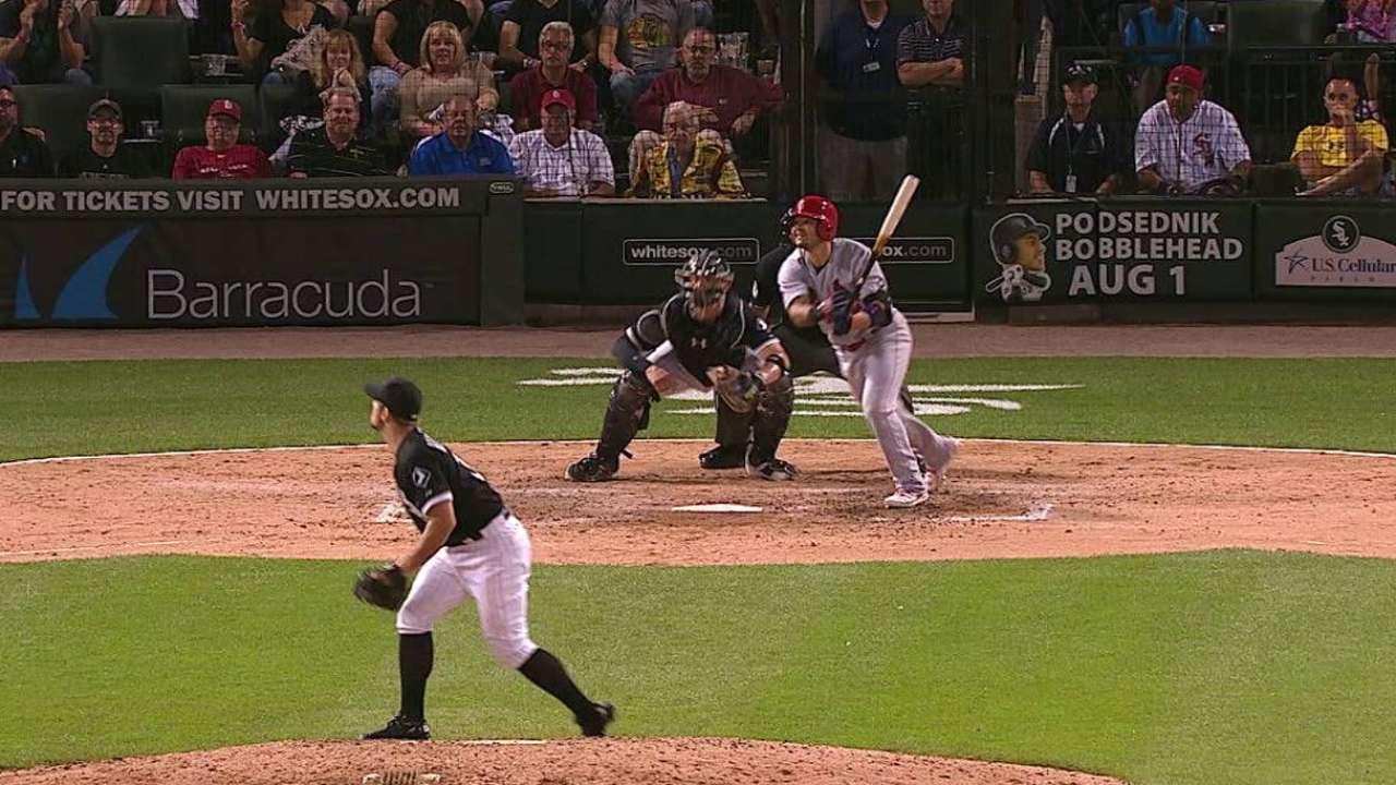 Molina decide victoria de Cardenales vs. White Sox