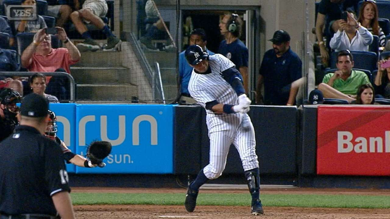A-Rod, Teixeira shattering expectations