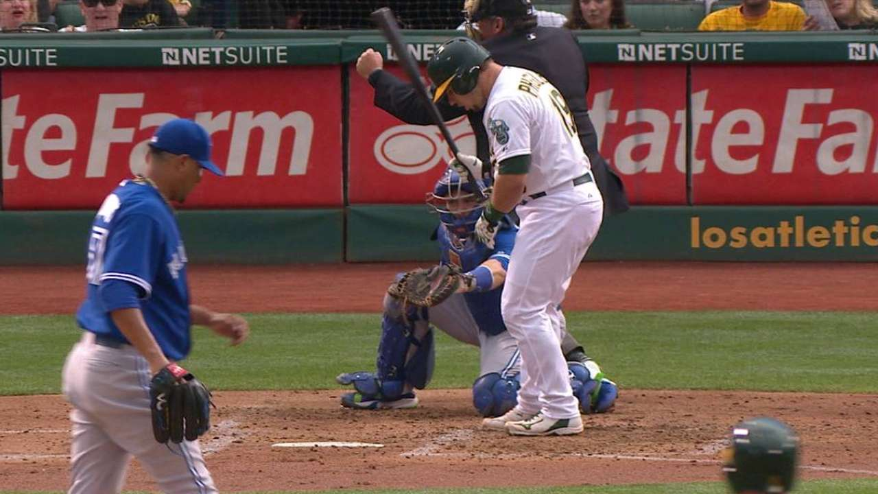 Doubront slated for long-relief role with A's