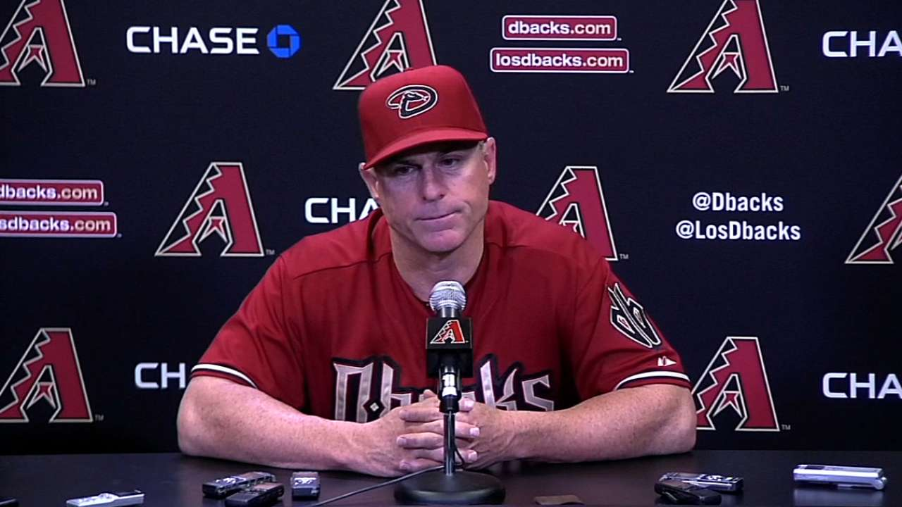 Ray's season-worst outing sinks D-backs