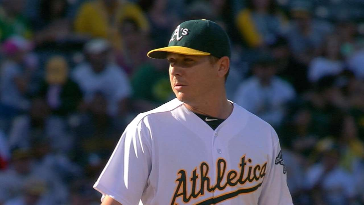 McTaggart on trade for Kazmir