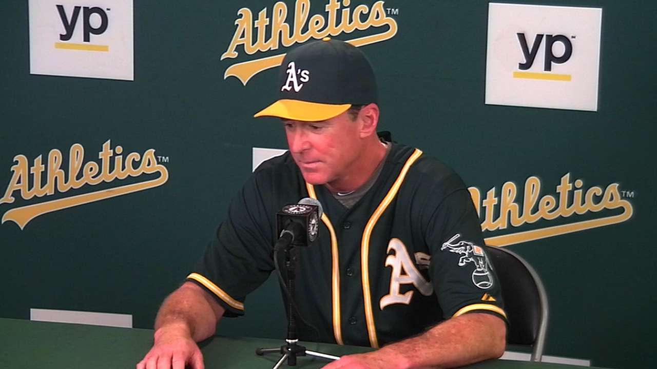 A's shuffle rotation after Kazmir trade