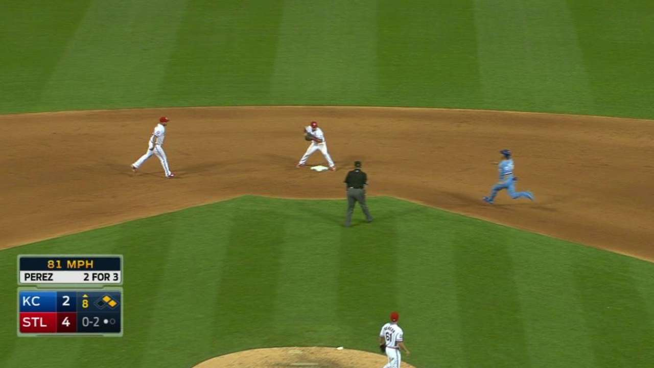 Maness induces DP to end the jam