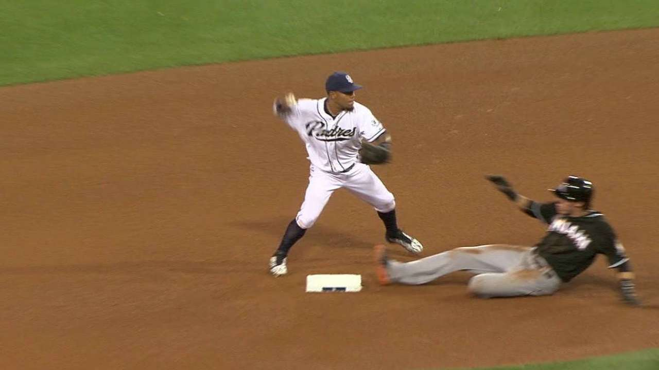 Padres turn two