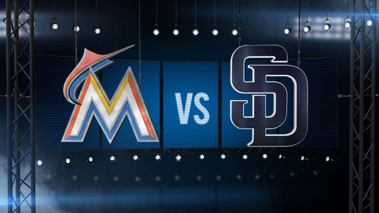 ICYMI: One tough inning downs Padres in opener