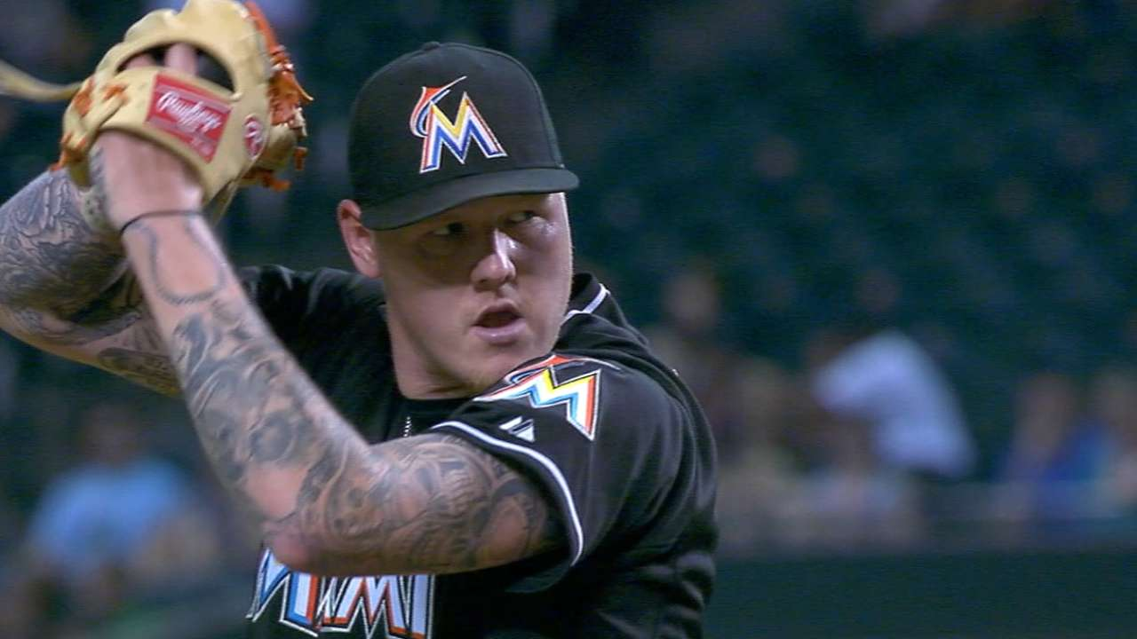 Marlins ready to make deals before Deadline