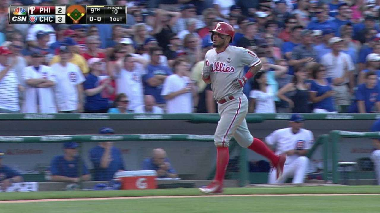 Asche's game-tying double