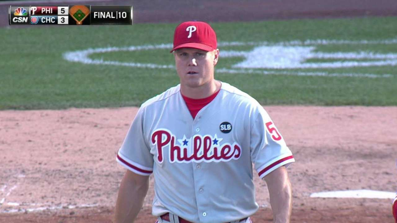 Papelbon saves No. 17 in potential audition