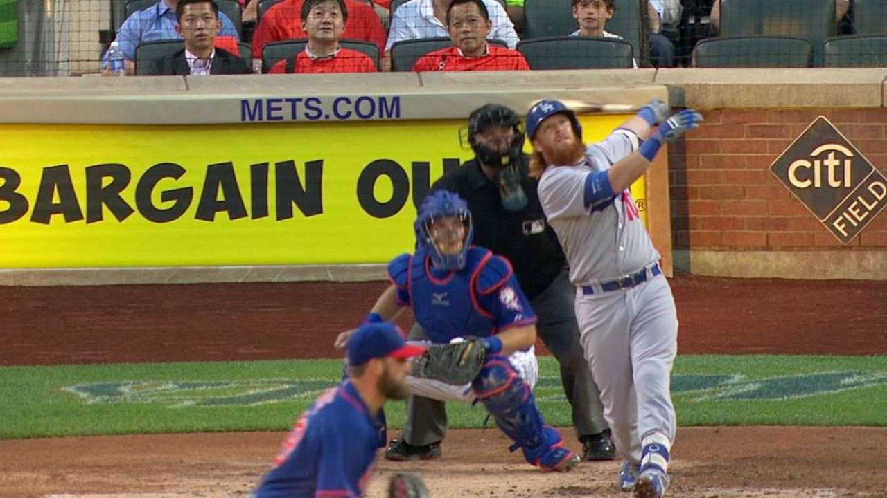Turner haunts former club as LA tops Mets
