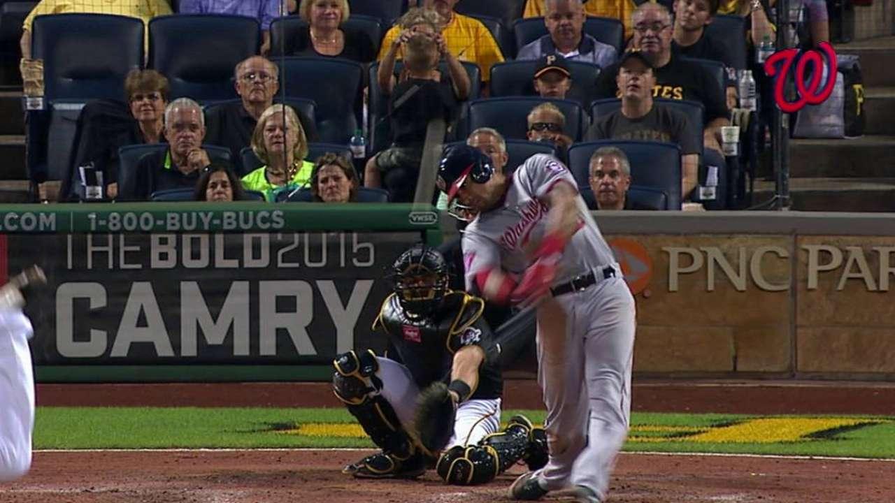 Desmond's solo home run