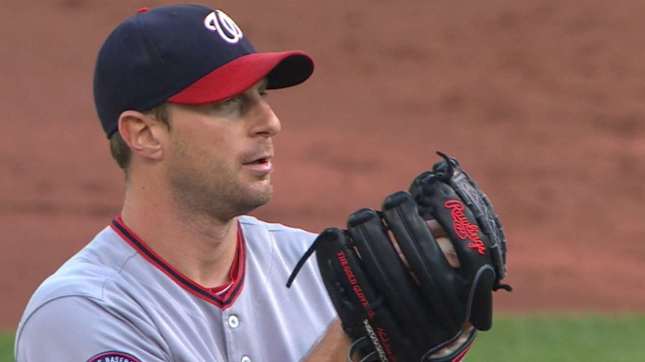 Scherzer can't fend off power-packed Pirates