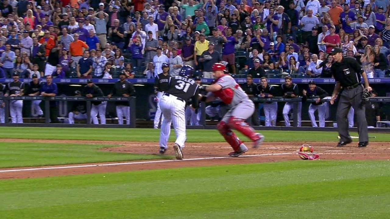 Phillips' throw home nabs Butler